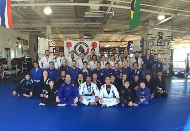 Vitor Oliveira's seminar at GMA C3/Cesar Pereira proves why seminars are beneficial