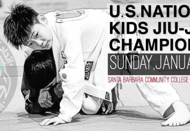 Register now for the US National Kids Jiu-Jitsu Championship next Jan. 11