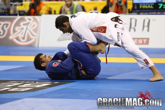 Watch and answer: was Lo vs. Otavio at the 2014 Worlds the best Jiu-Jitsu match of the year?