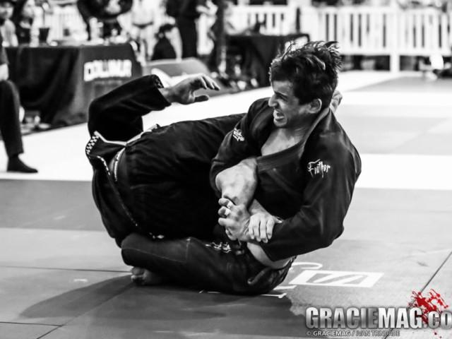 Osvaldo Queixinho will fight the Long Beach BJJ Pro. Photo: Ivan Trindade / GRACIEMAG