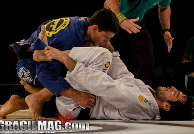 Copa Pódio: veja Felipe Preguiça x Gregor Gracie no GP dos Médios de Jiu-Jitsu