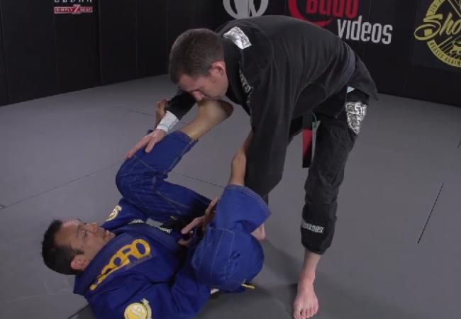 BJJ Mental Coach Gustavo Dantas encourages you to play Jiu-Jitsu like a quarterback
