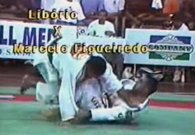 Vídeo: A técnica refinada de Ricardo Libório no primeiro Mundial de Jiu-Jitsu