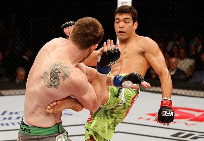 Reveja Lyoto Machida e seu chute nocauteador em CB Dollaway no UFC Barueri