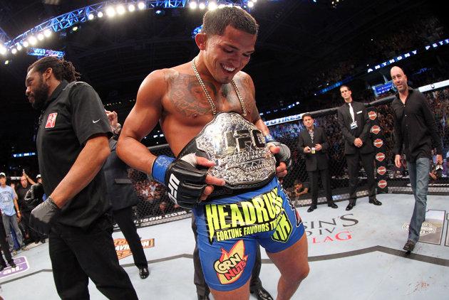 UFC 181: Hendricks e Pettis mantêm cinturões em simulação de videogame