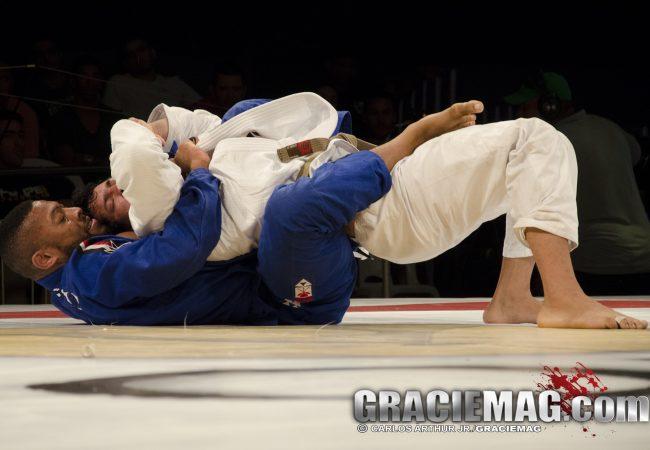 Vídeo: A vitória de Tim Spriggs sobre Hulk na Copa Pódio de Jiu-Jitsu