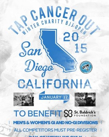 Help fight against pediatric cancer at Tap Cancer Out benefit tournament in San Diego on Jan. 17