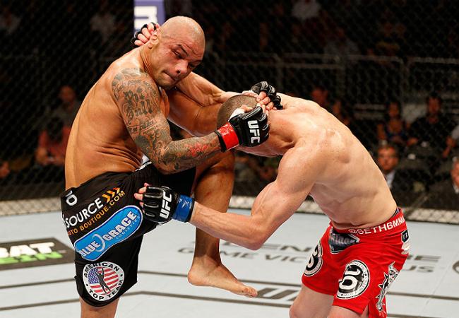 Thiago Alves quer vitória ao estilo Pitbull no UFC 183, em janeiro