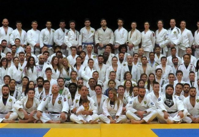 In-house tournament, awards, promotions for GMA Toronto BJJ end-of-year celebration