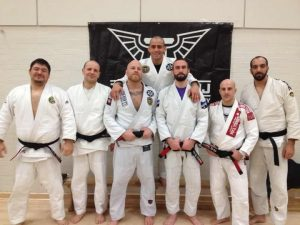The new black belts. Photo: Personal archive