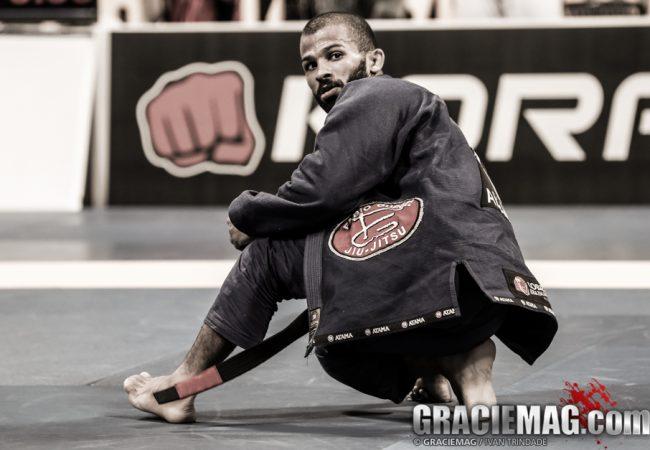 Vídeo: Os ataques de Bruno Malfacine no seminário de Jiu-Jitsu
