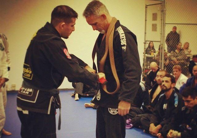 What's the journey to black belt? Two newly promoted Yemaso BJJ students explain