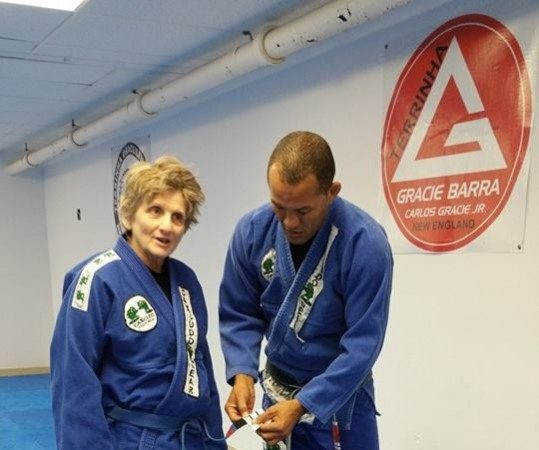 Ever wonder what it's like to train Jiu-Jitsu at the age of 64? This blue belt can tell you
