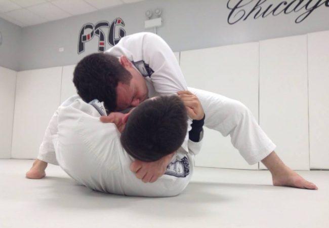 Video: Pete the Greek of GMA Rio Jiu-Jitsu offers a drill to maintain top position