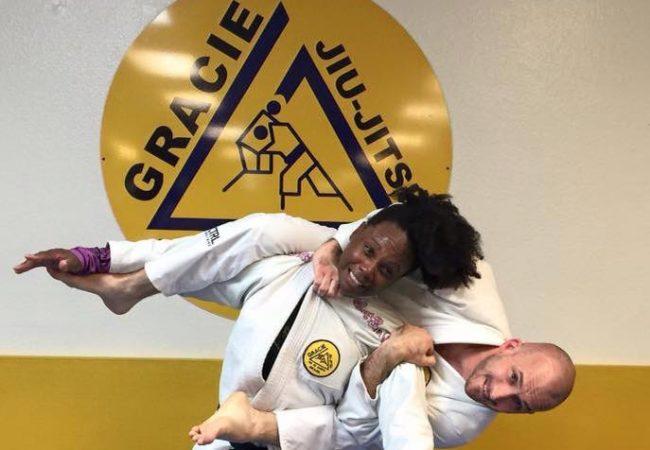 Ronda Andrews of GMA Gracie Jiu-Jitsu Las Vegas explains journey to black belt