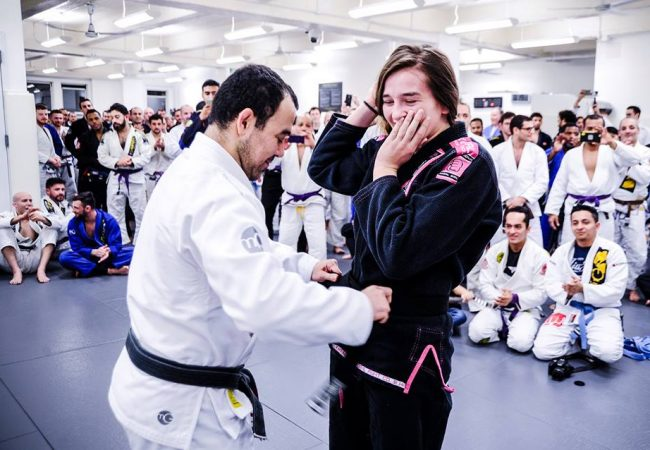 BJJ world champion Dominyka Obelenyte on why she left Marcelinho Garcia's team