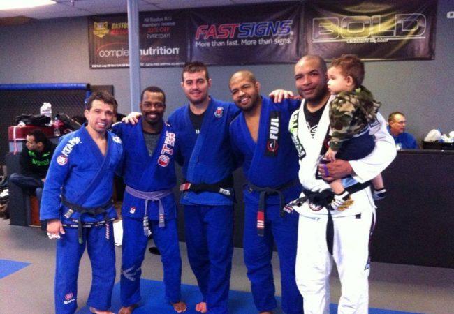 Bruno Bastos receives fourth degree after nearly 25 years in Jiu-Jitsu, 14 as a black belt