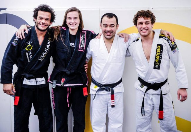 Prankster Marcelo Garcia at it again with three new surprise black belt promotions