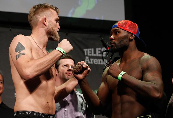 Confira os resultados, em tempo real, do UFC: Gustafsson x Johnson, na Suécia