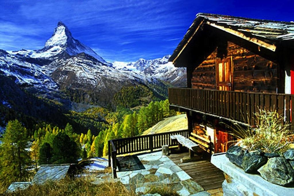 Alpes foto por Matt Riff