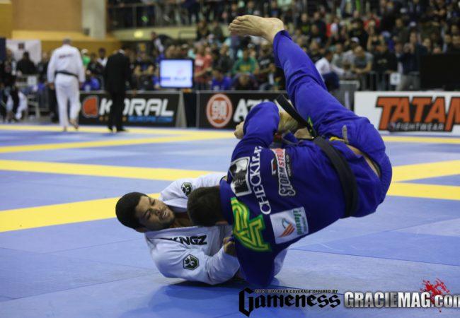 Confira as finais da faixa-preta no Europeu de Jiu-Jitsu 2015