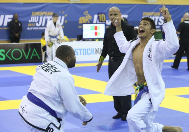 Qual é a equipe de Jiu-Jitsu mais forte da Europa? Comece a descobrir hoje