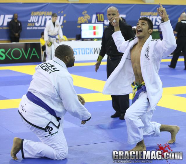 As categorias de base do Jiu-Jitsu europeu começam a entrar em ação hoje, em Lisboa. Foto: GRACIEMAG