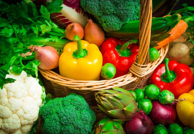 Gracie Diet: The best top 10 vegetables for your health