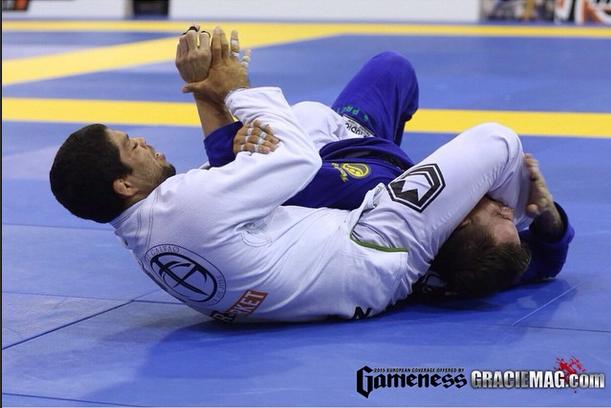 Europeu 2015: André Galvão x Igor Silva na final do absoluto faixa-preta