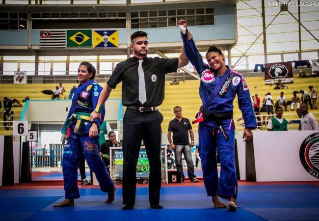 Brazil Pro de Jiu-Jitsu: veja a finalização de Monique Elias na final do absoluto