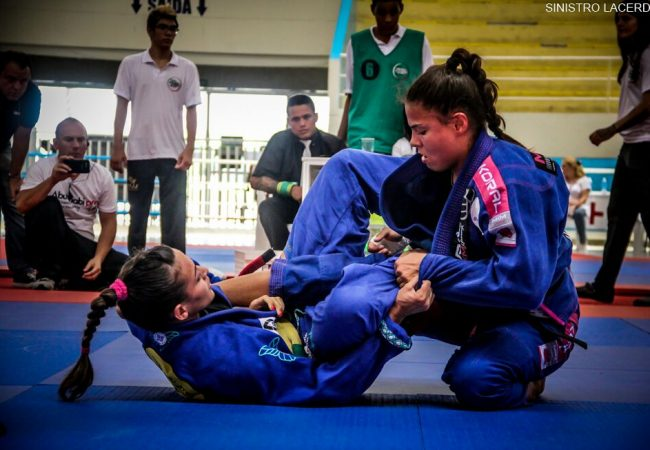 Brazil Pro Jiu-Jitsu: Monique talks about absolute gold and victory over Bia Mesquita