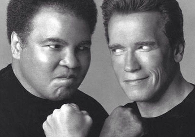 Schwarzenegger manda recado a McGregor antes de luta pelo cinturão