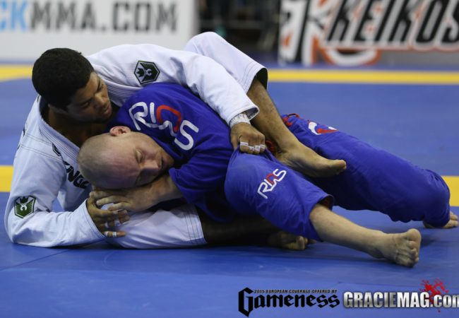 2015 European: Galvão vs. Silva; Garcia vs. Dern in the open class finals; see the best images of day 4