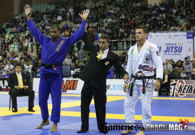 Brazilian Nationals: Erberth Santos wins double gold, Monique controls female division; other results