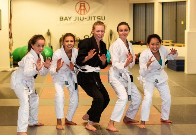 Free self-defense seminar at GMA Bay Jiu-Jitsu in San Francisco on Jan. 10