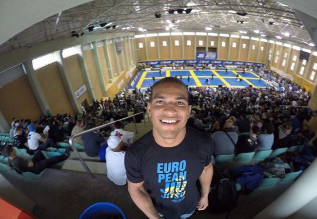 Europeu 2015: Mahamed Aly e Eirin se consagram no absoluto marrom