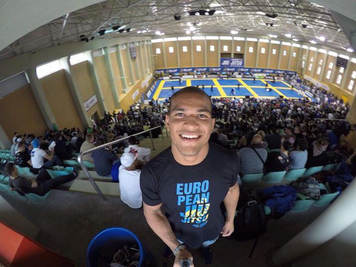 Mahamed Aly , campeão absoluto. Foto: Arquivo Pessoal