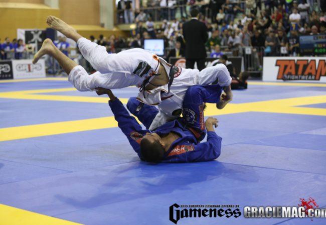 Marcio André comenta ouro no Europeu 2015 e como venceu Grippo