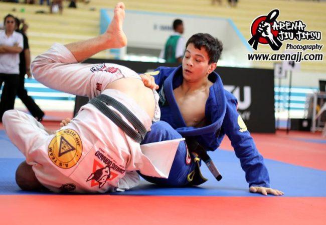 Brazil National Pro de Jiu-Jitsu: Paulo Miyao e seu ataque nas costas