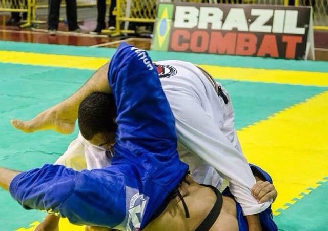 Black Belt drops honeymoon to try a victory at the European 2015