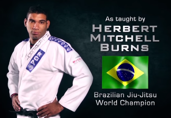 Video: Top 5 BJJ Takedowns with One FC fighter Herbert Burns