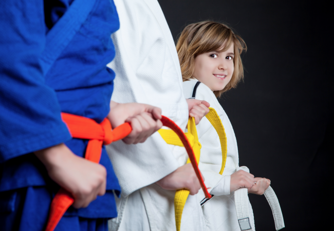 5 tips for bringing up a healthy child in Jiu-Jitsu