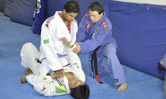 Athlete with Down syndrome receives Black Belt in Jiu-Jitsu