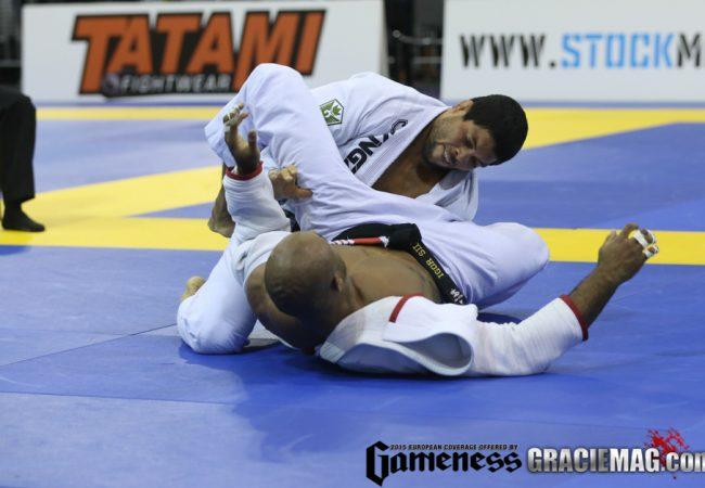 Vídeo: Os melhores lances de André Galvão no Europeu de Jiu-Jitsu 2015