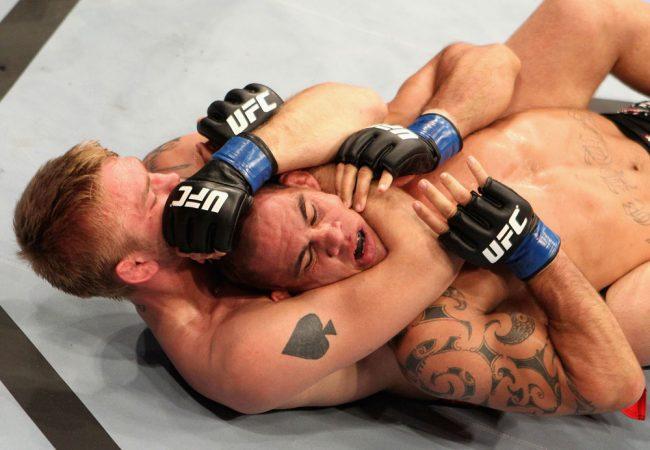 Jiu-Jitsu: Os afiados estrangulamentos de Alexander Gustafsson no UFC