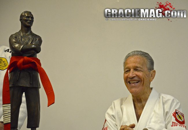 Patriarch: Robson turns 80 and is now the oldest Gracie still alive