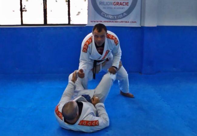 GMI: como você defende o joelho na barriga no Jiu-Jitsu?