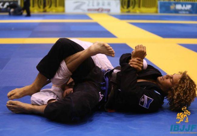 Jiu-Jitsu: O estrangulamento de Magid Hage no San Francisco Open