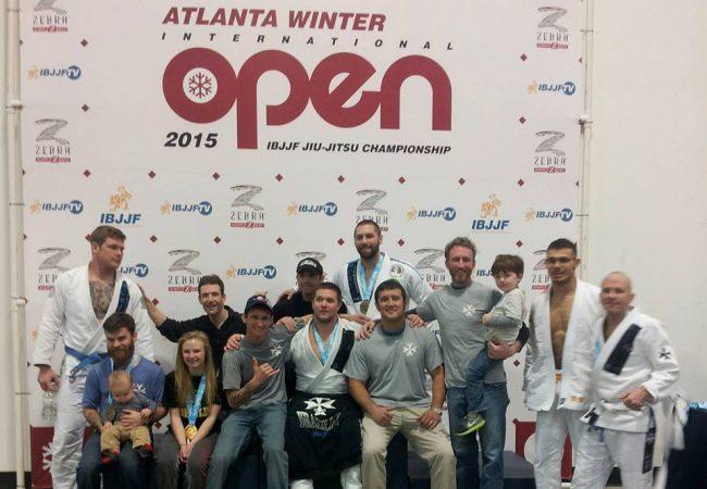 Michael Sergi of GMA Serg BJJ achieves milestone at IBJJF Atlanta Winter Open