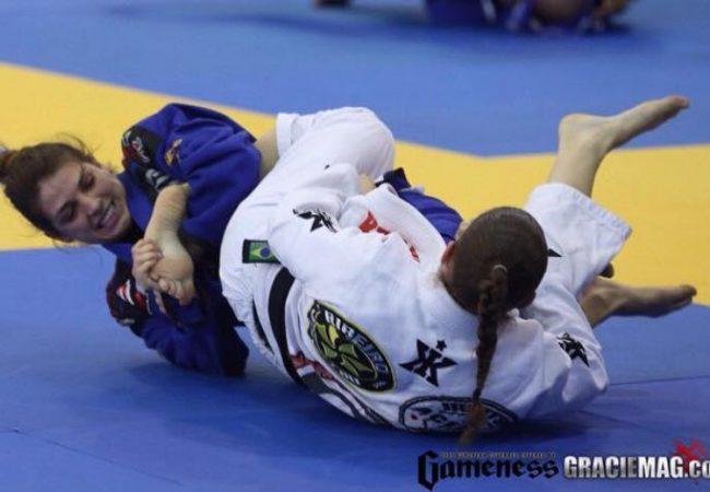 Relembre o Jiu-Jitsu eficiente de Mackenzie Dern, atração de GRACIEMAG #217